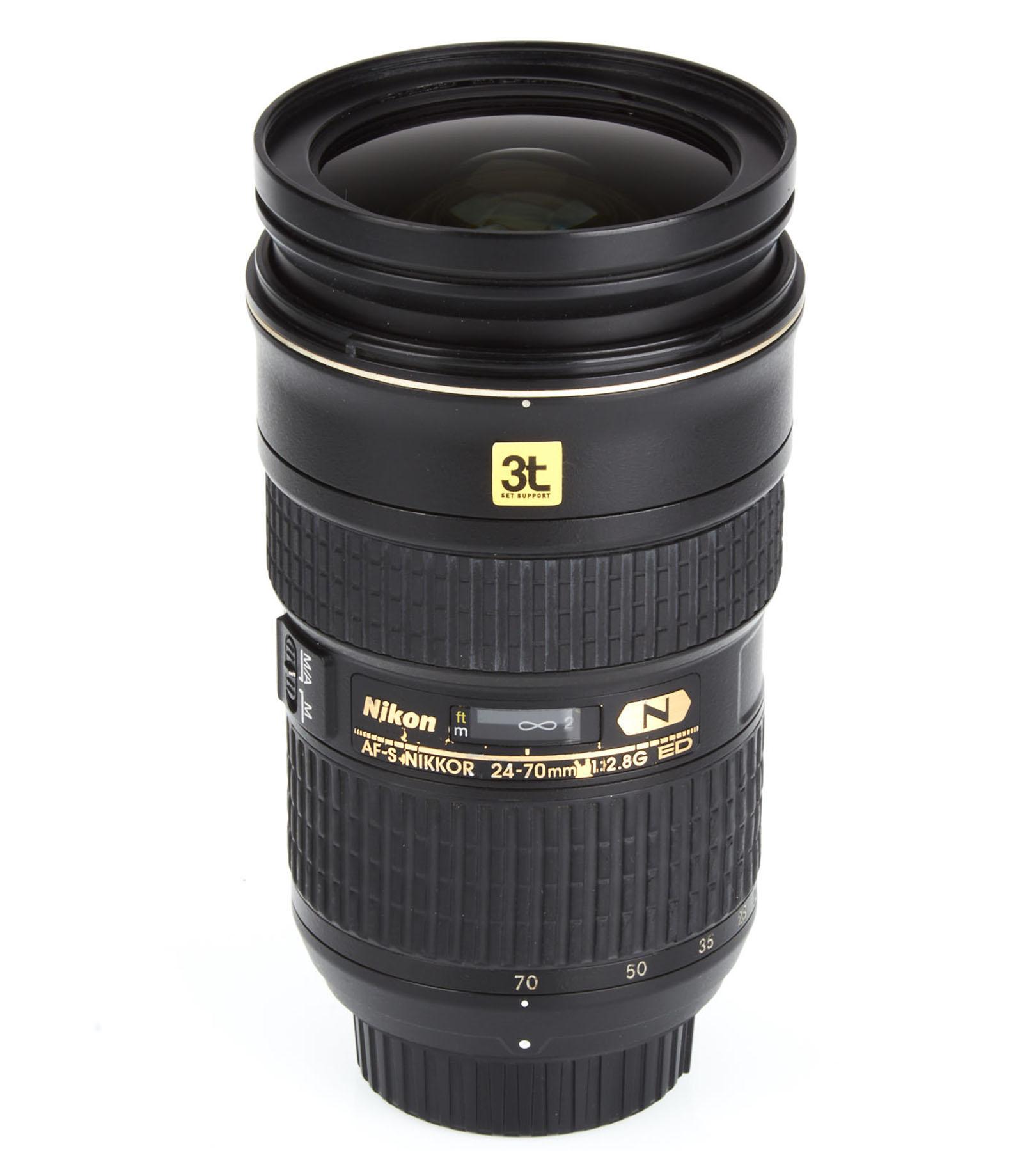 Lente Nikon 24-70mm F/2.8 G AF-S ED N