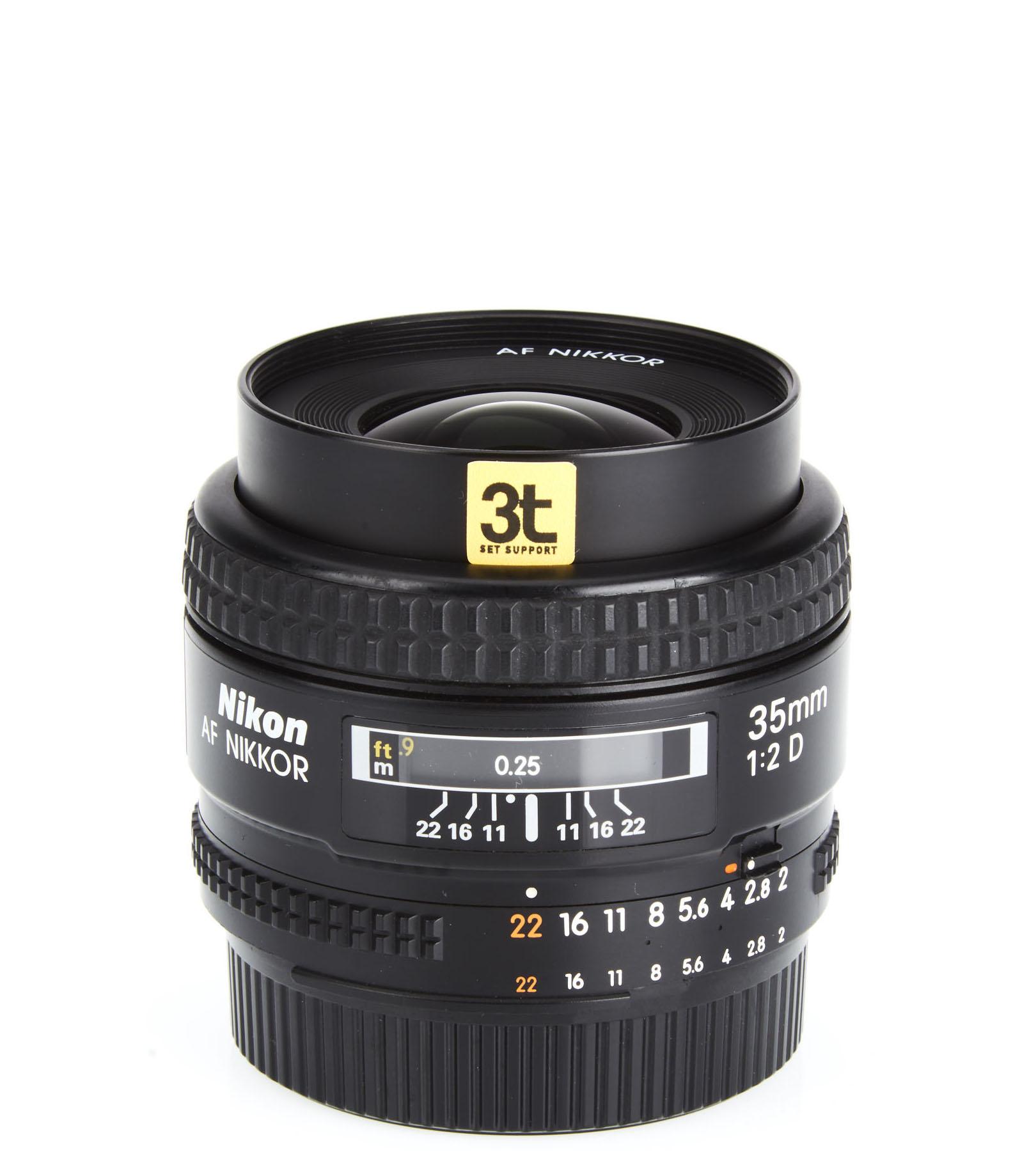 Lente Nikon 35mm F/2 AF-D