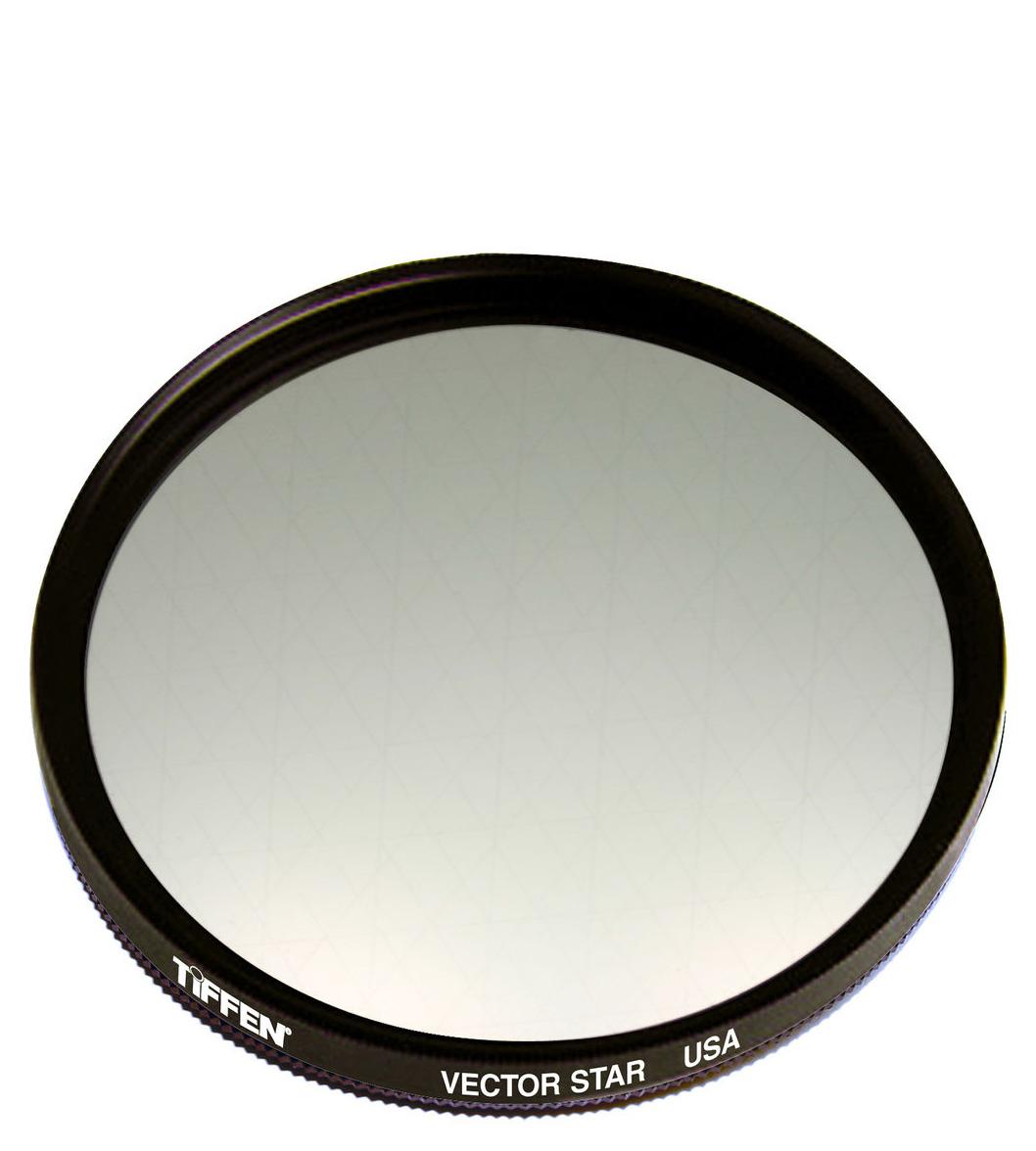 Filtro de lente Tiffen - Vector Star - 82mm