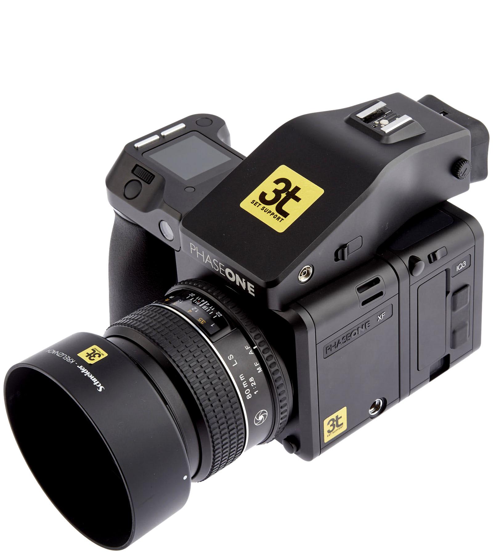 Kit Back Digital Phase One IQ3 100mp