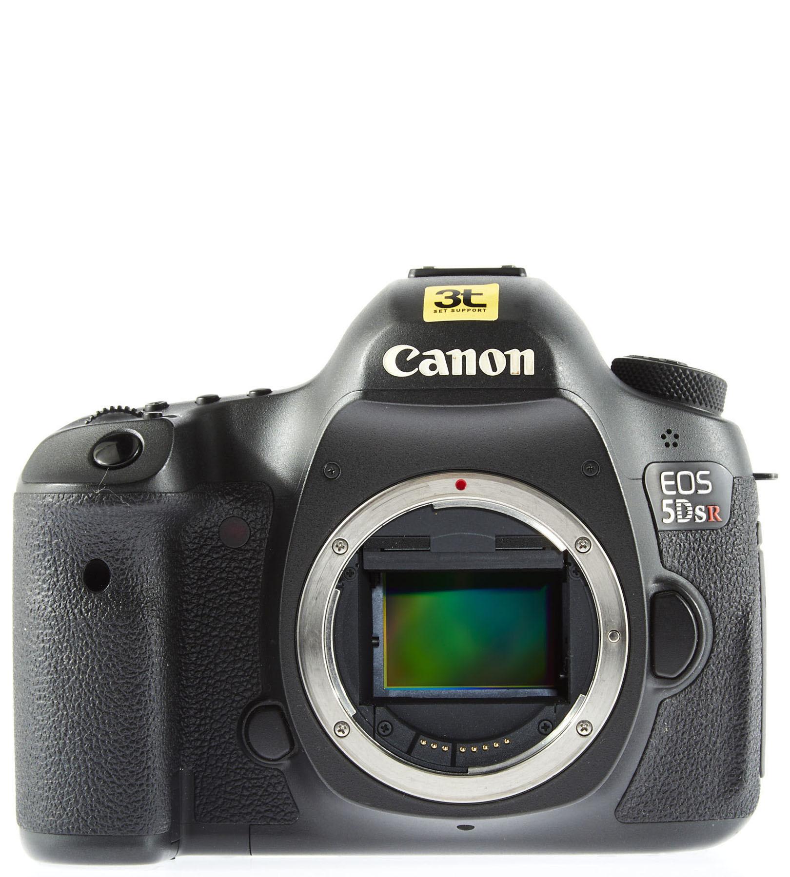 Câmera Canon EOS 5DS R DSLR