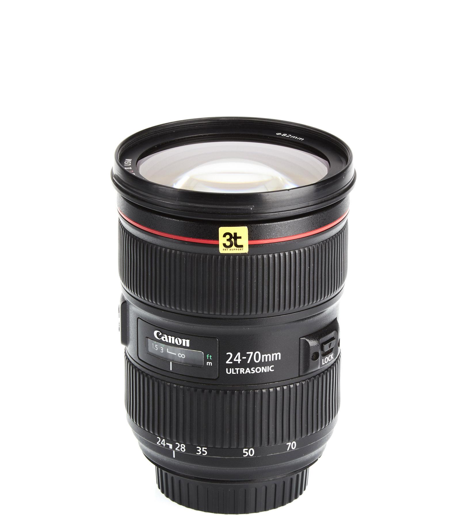 Lente Canon EF 24-70mm F/2.8 L II USM