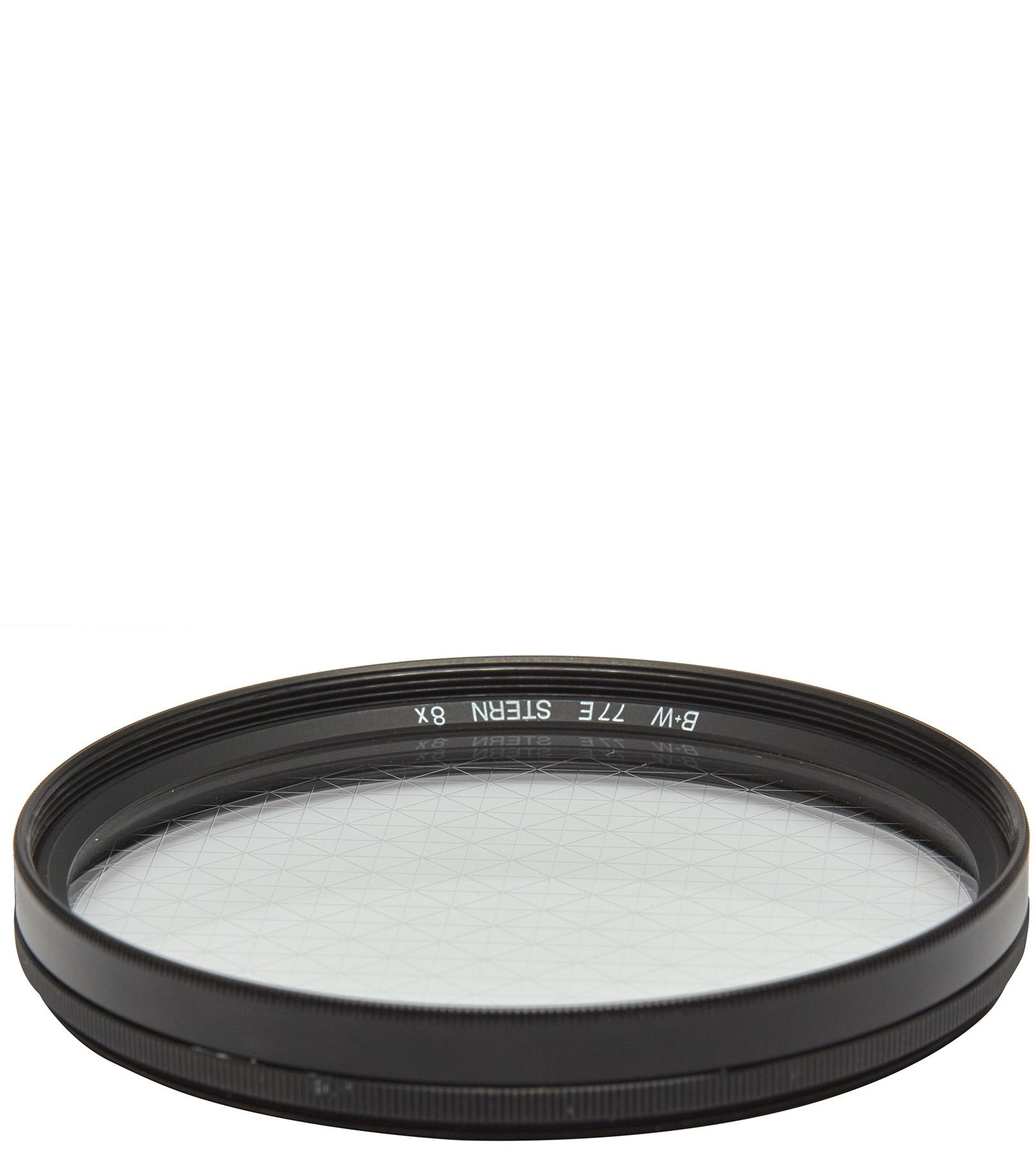 Filtro de lente 8x star cross screen B+W 77mm