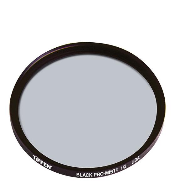 Filtro de lente Tiffen - Black Pro Mist 1/2 - 82mm