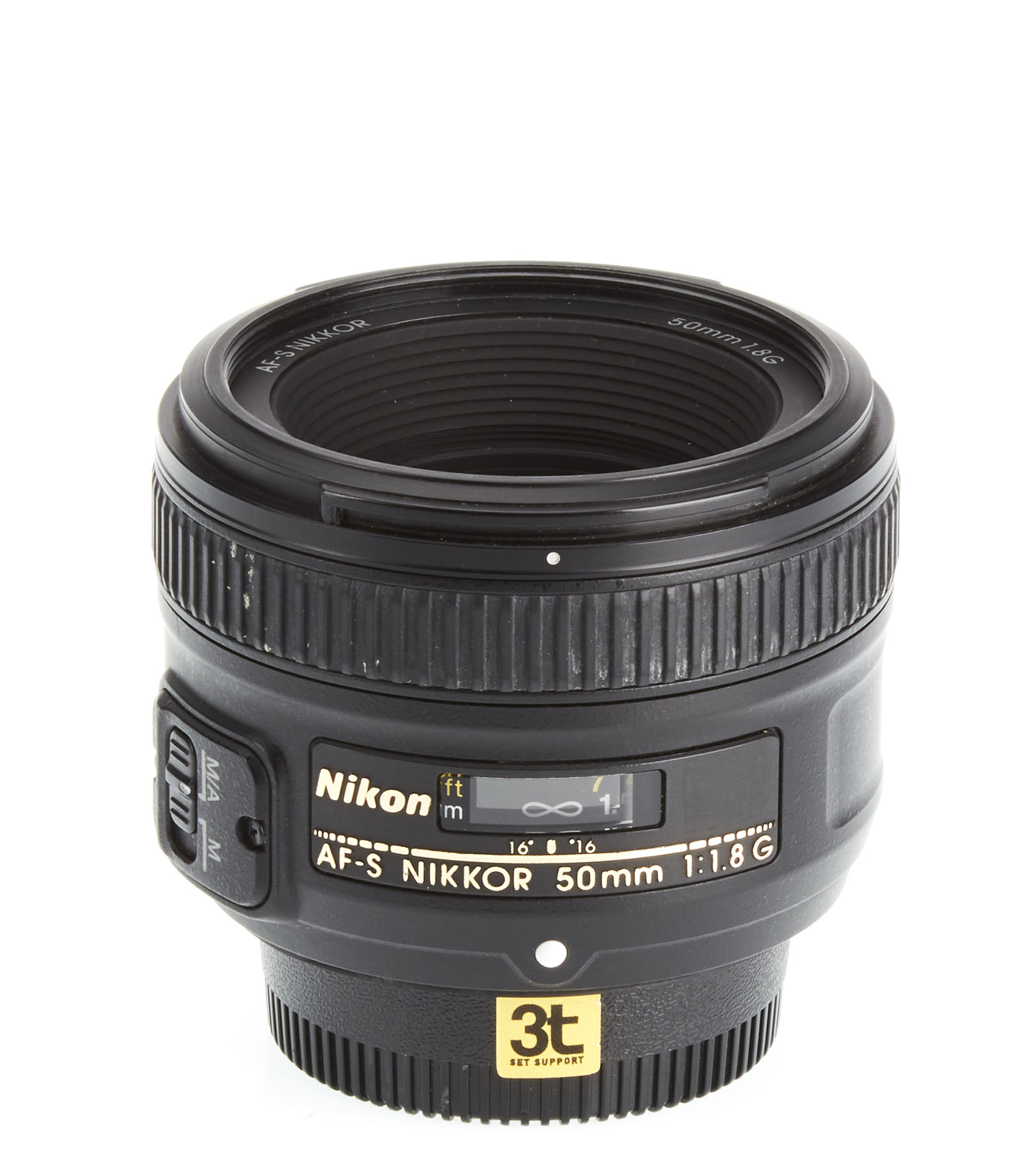 Lente Nikon 50mm F/1.8 G AF-S