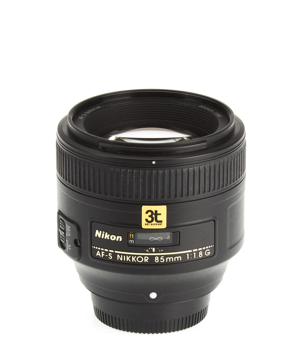 Lente Nikon 85mm F/1.8 G AF-S