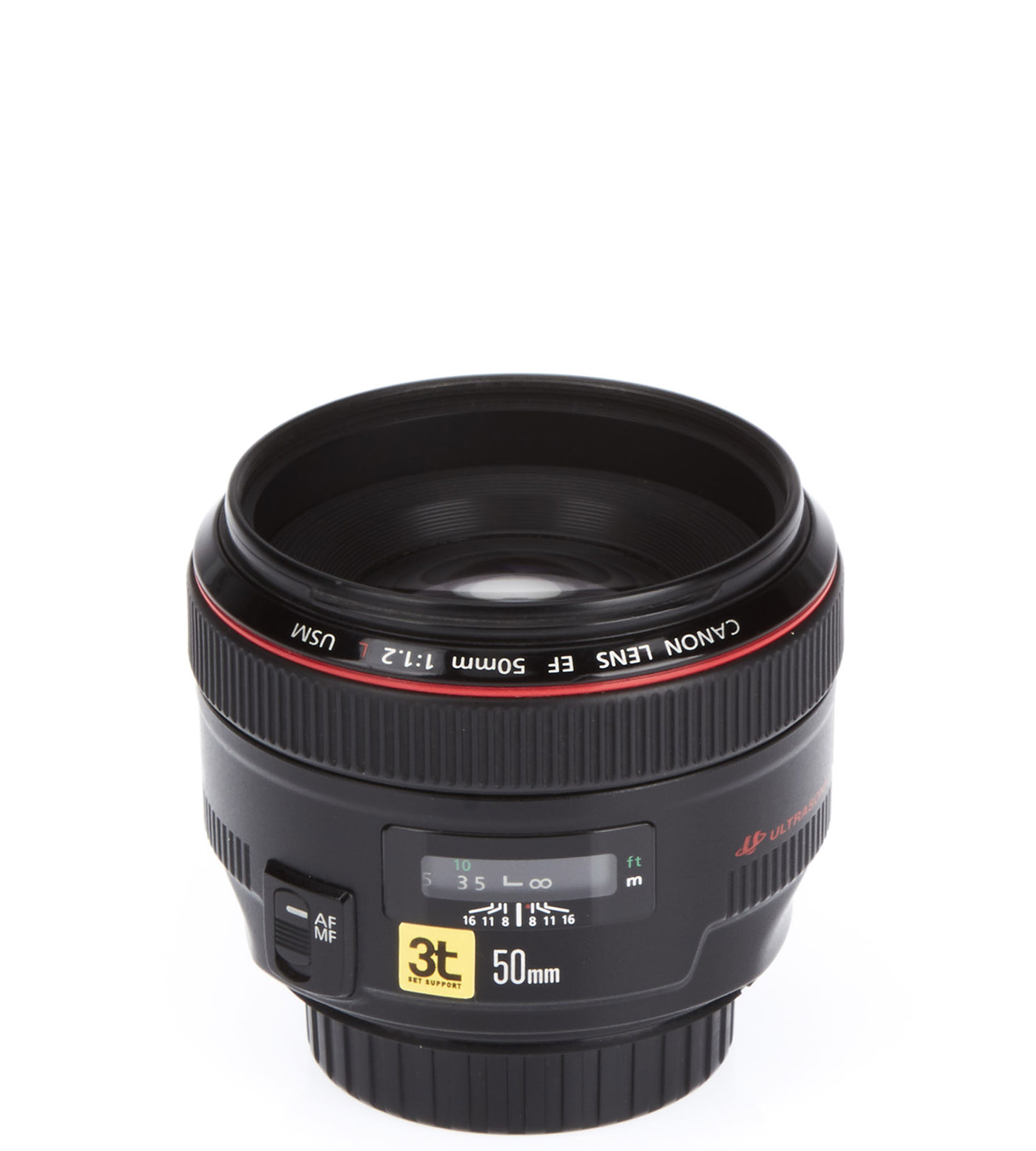 Lente Canon EF 50mm F/1.2 L USM