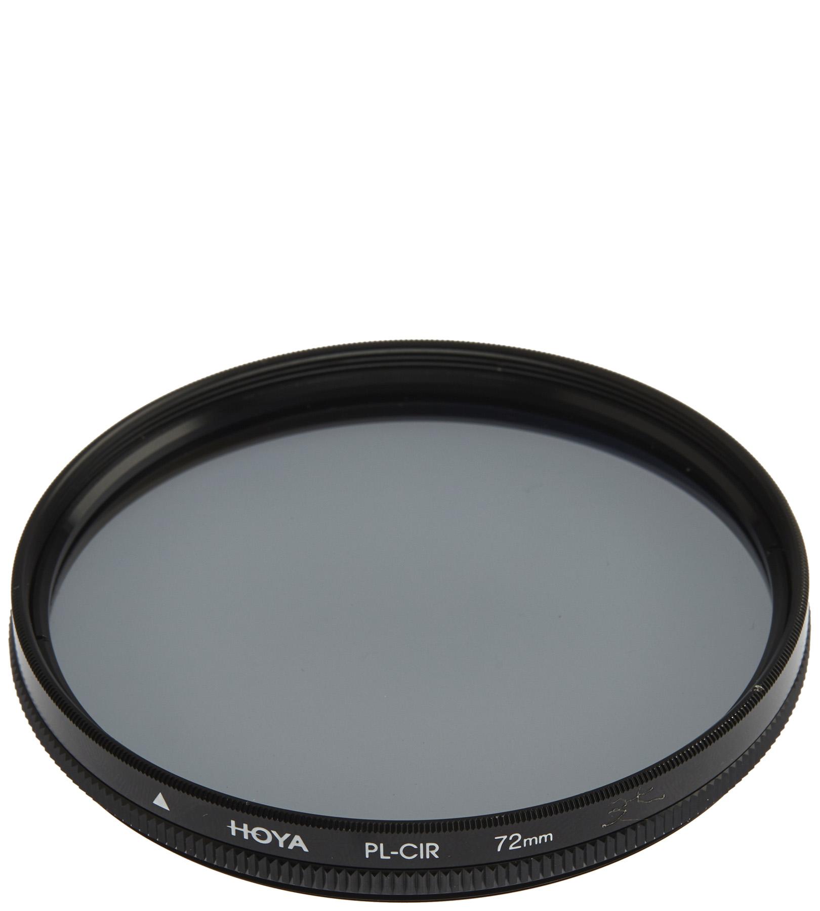 Filtro de lente polarizador circular 72mm Hoya