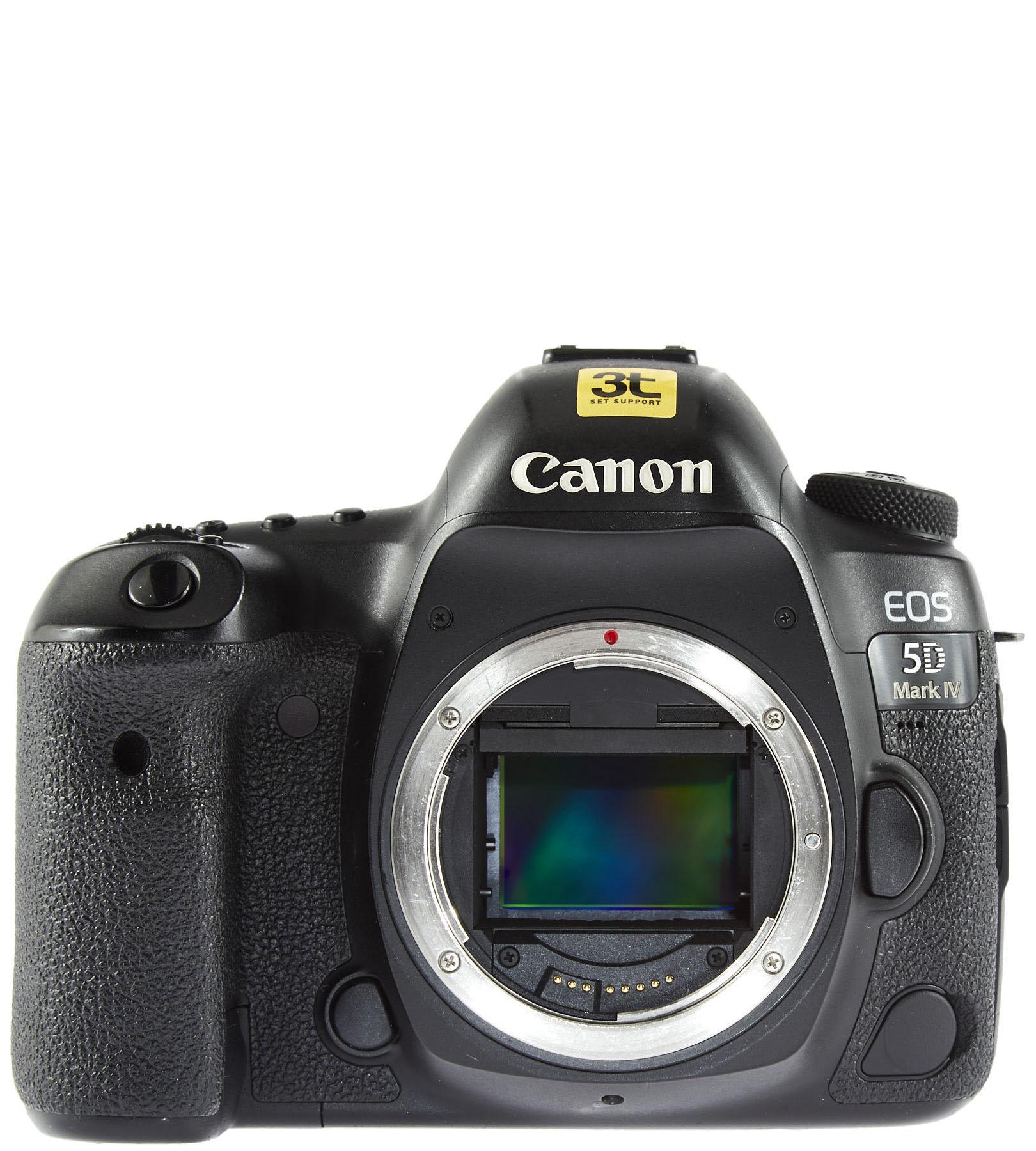 Câmera Canon EOS 5D Mark IV DSLR