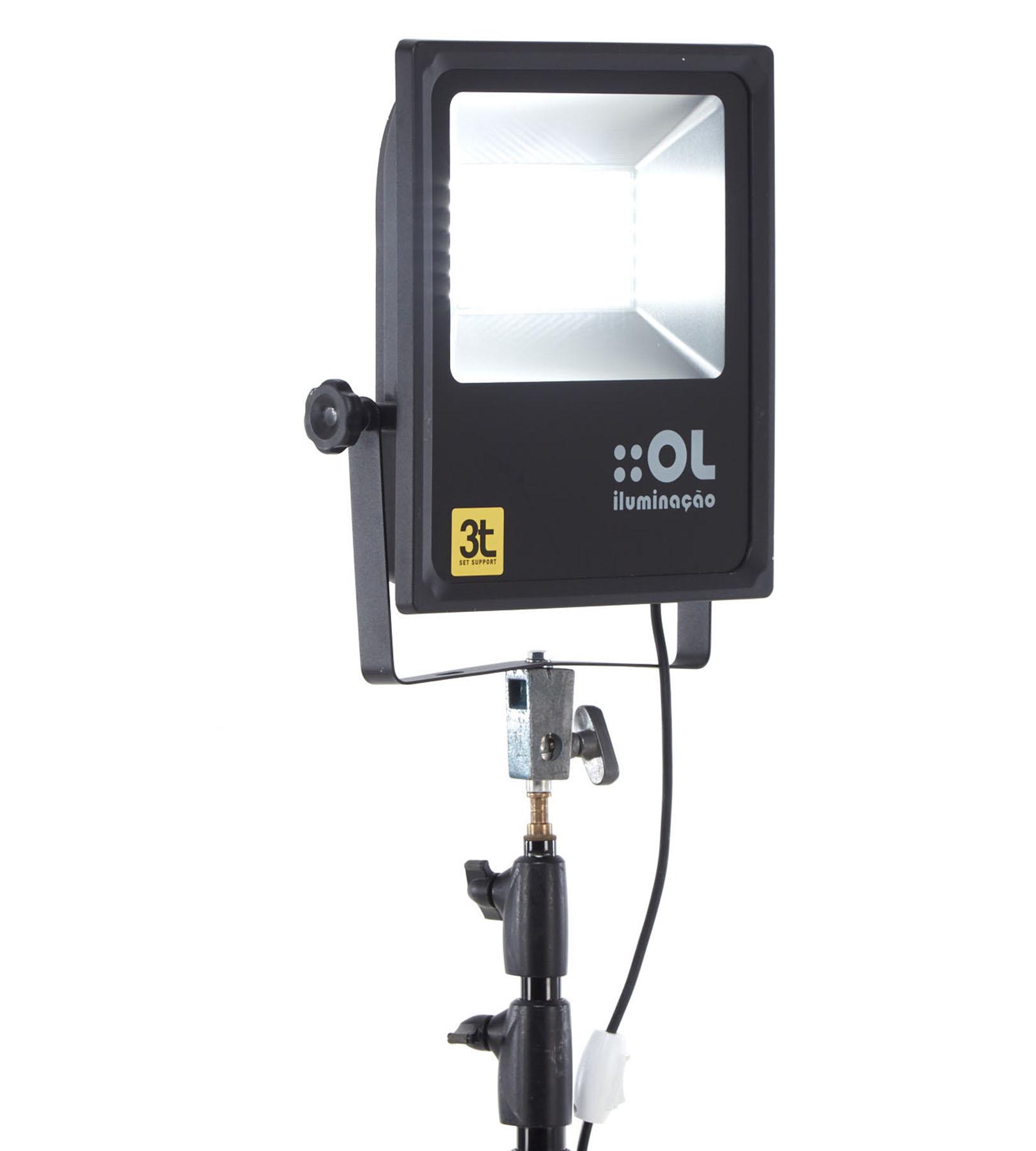 Set Light 100w led  (luz de servico)
