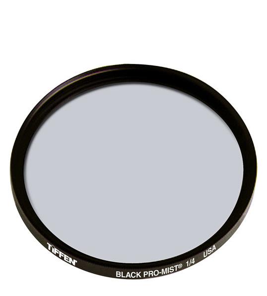 Filtro de lente Tiffen - Black Pro Mist 1/4 - 82mm