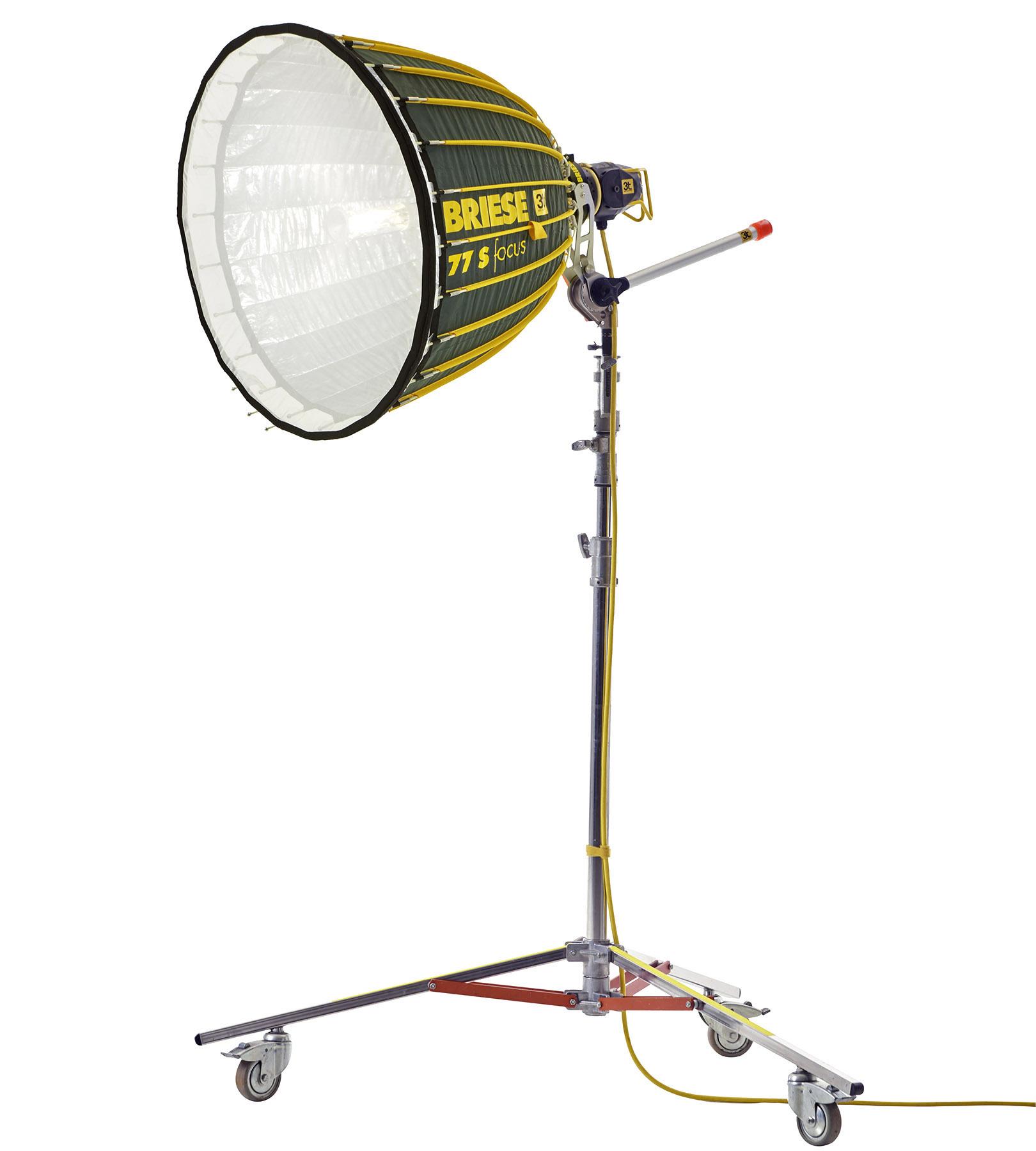 Briese Focus 77 Flash (77cm) adaptado para Profoto