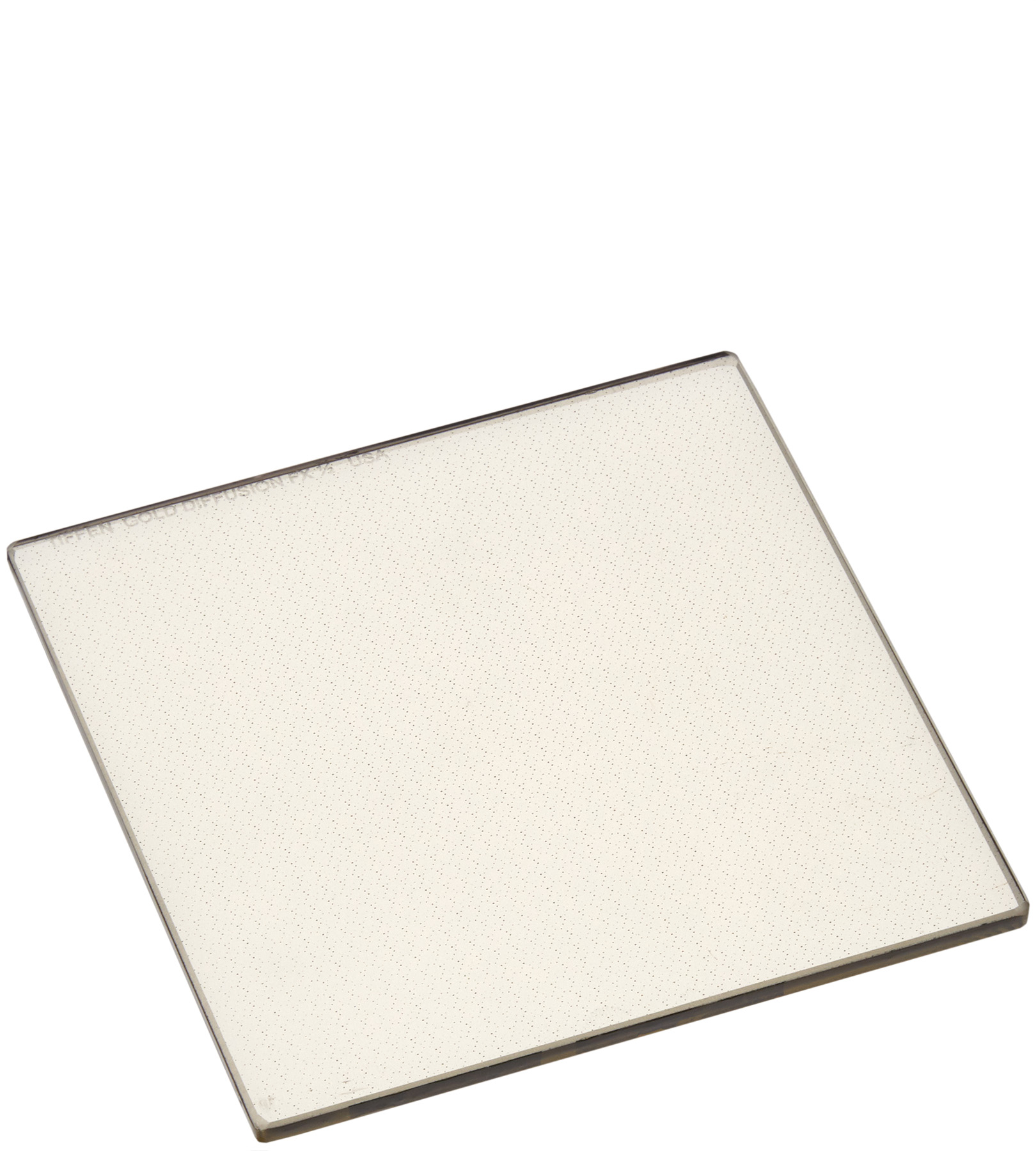 Filtro de lente 4x4 Tiffen Gold Diffusion FX 1/2