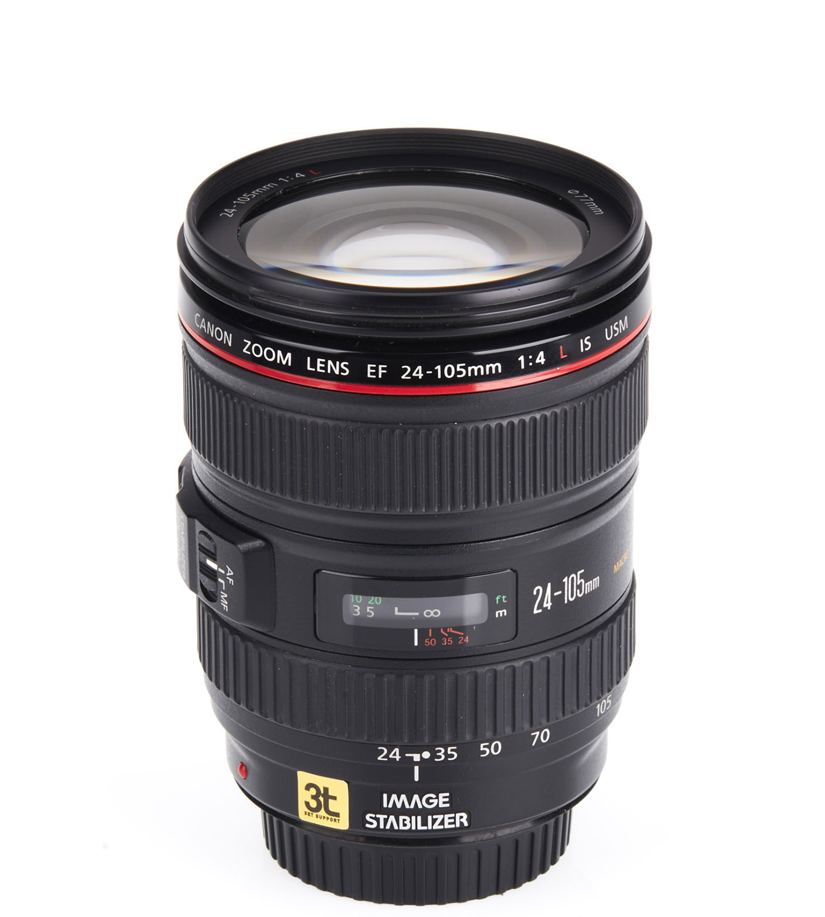 Lente Canon EF 24-105mm F/4 L IS USM