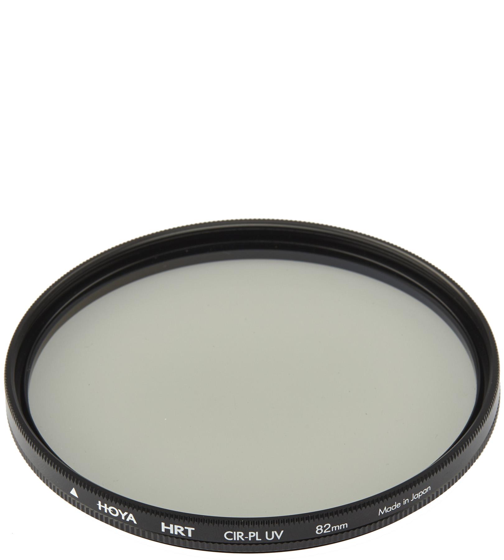 Filtro de lente polarizador circular 82mm Hoya