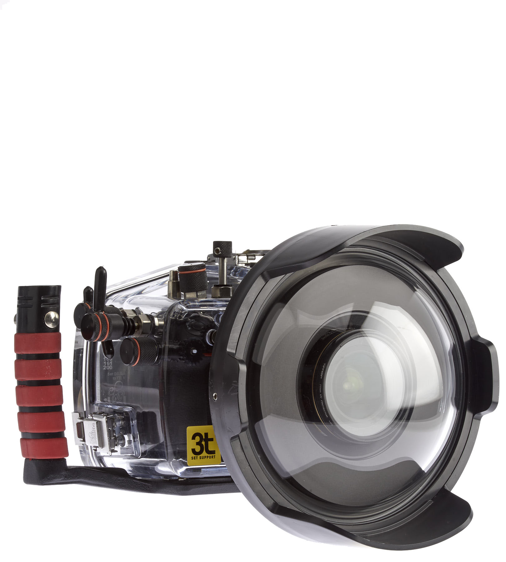 Caixa estanque Ikelite 200 FL para Nikon D810